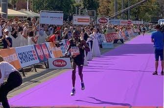 Μαραθώνιος Βιέννης: Νικητής ο Leonard Langat με χρόνο 2:09:25