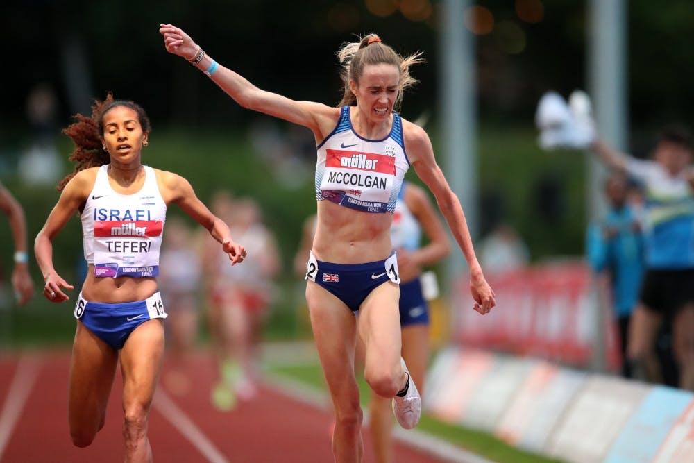 Ευρωπαϊκό 10 χιλιομέτρων: Νίκη και τρίτη πρόκριση σε Ολυμπιακούς Αγώνες για την Eilish McColgan!