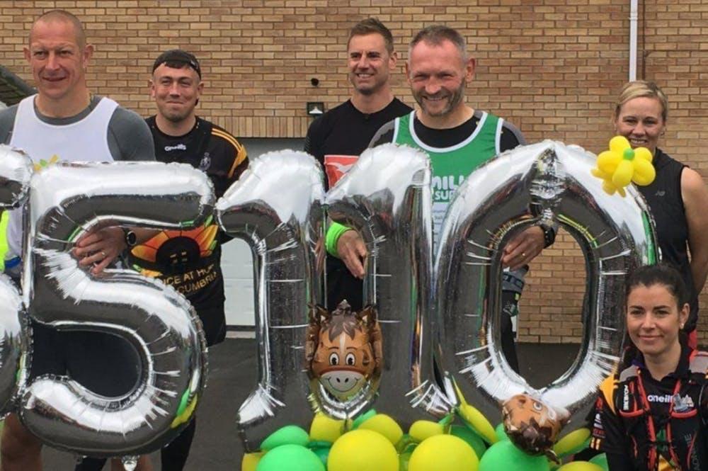 Ολοκλήρωσε την προσπάθειά του ο άνθρωπος που είχε στόχο να τρέξει 110 μαραθωνίους σε 110 ημέρες!