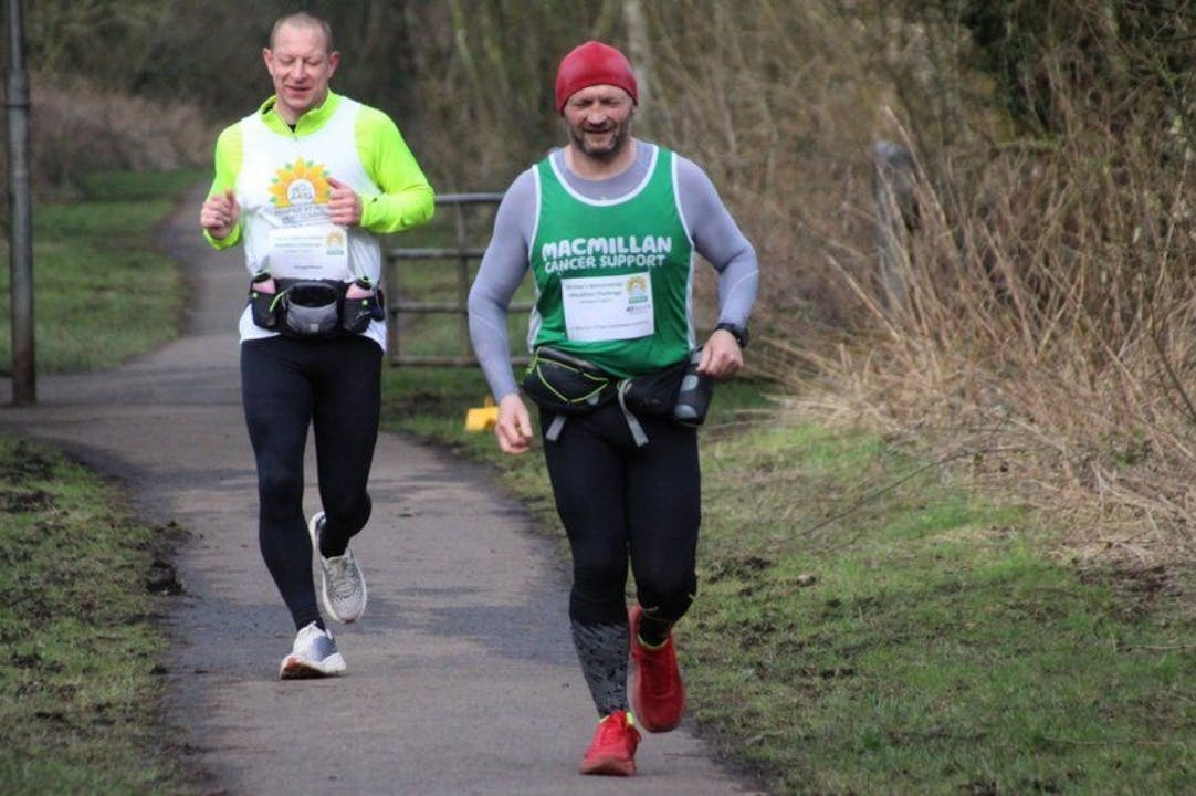 Ο άνθρωπος που έχει βάλει σκοπό να τρέξει 110 μαραθώνιους σε 110 ημέρες!