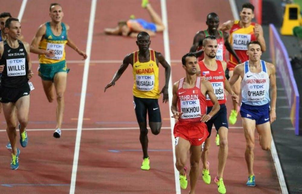 Τόκιο: Δρομέας που έλαβε μέρος στα 1.500 μέτρα αποβλήθηκε προσωρινά για πιθανό doping αίματος
