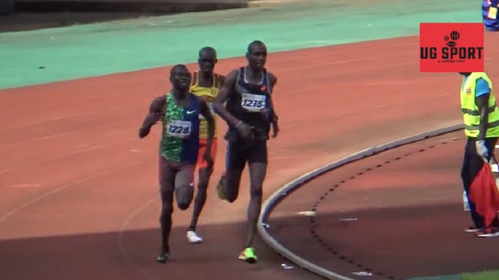Η εκπληκτική κούρσα Μusagala - Cheptegei στα 1500m στα trial στην Ουγκάντα (Vid)