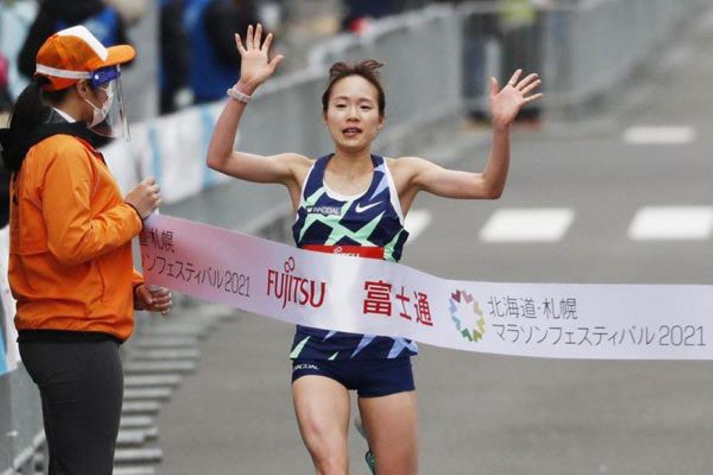 Νικητές με ρεκόρ οι Ichiyama και Kipkoech στον ημιμαραθώνιο του Σαπόρο