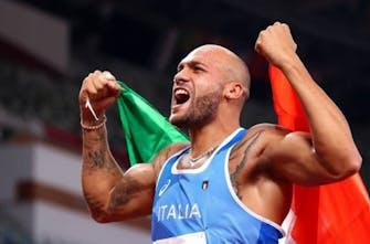 Ο Ιταλός Marcell Lamont Jacobs με Ευρωπαϊκό ρεκόρ νικητής στα 100μ.
