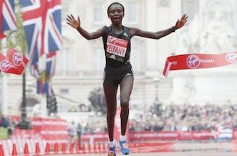 «Κρέμασε» τα δρομικά της παπούτσια η πρώην κάτοχος του παγκοσμίου ρεκόρ σε μαραθώνιο, Mary Keitany