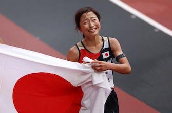 M. Michishita: Η 44χρονη με μειωμένη όραση νικήτρια στον Μαραθώνιο των Παραολυμπιακών με χρόνο 3:00:50!