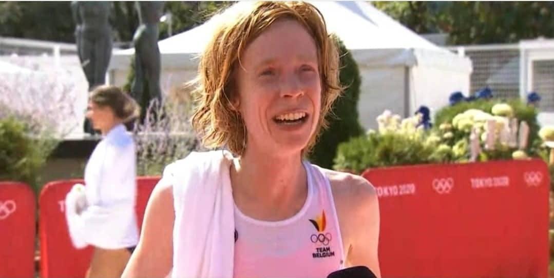 Mieke Gorissen: 38 ετών, εκπαιδευτικός, ερασιτέχνης δρομέας και ...28η στο Τόκιο!-Στην Ελλάδα δεν θα της έδιναν καν αθλητικό δελτίο