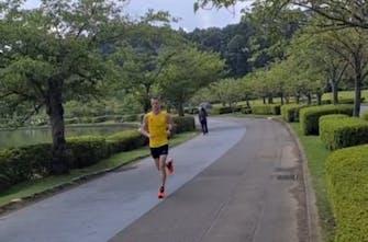 Έρχονται δύσκολες στιγμές για τους δρομείς αντοχής στο Τόκιο λόγω ζέστης και υγρασίας (Vid)