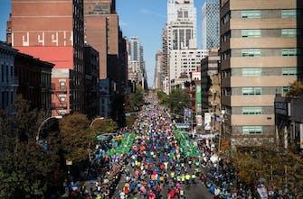 Ο Μαραθώνιος της Νέας Υόρκης επιστρέφει με 33.000 δρομείς!