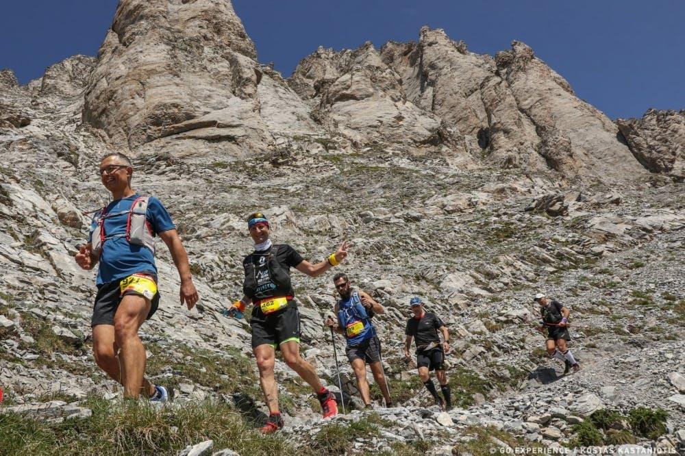 Olympus Marathon: Έκλεισαν οι εγγραφές και για τους τρεις αγώνες