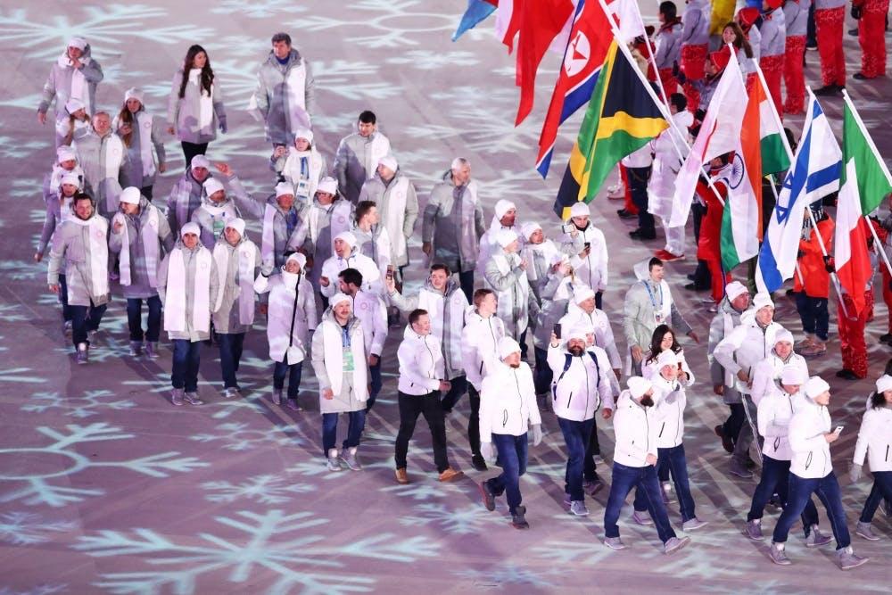 Τόκιο: Οι Ρώσοι αθλητές είχαν «έτοιμες» απαντήσεις για δύσκολες ερωτήσεις των δημοσιογράφων