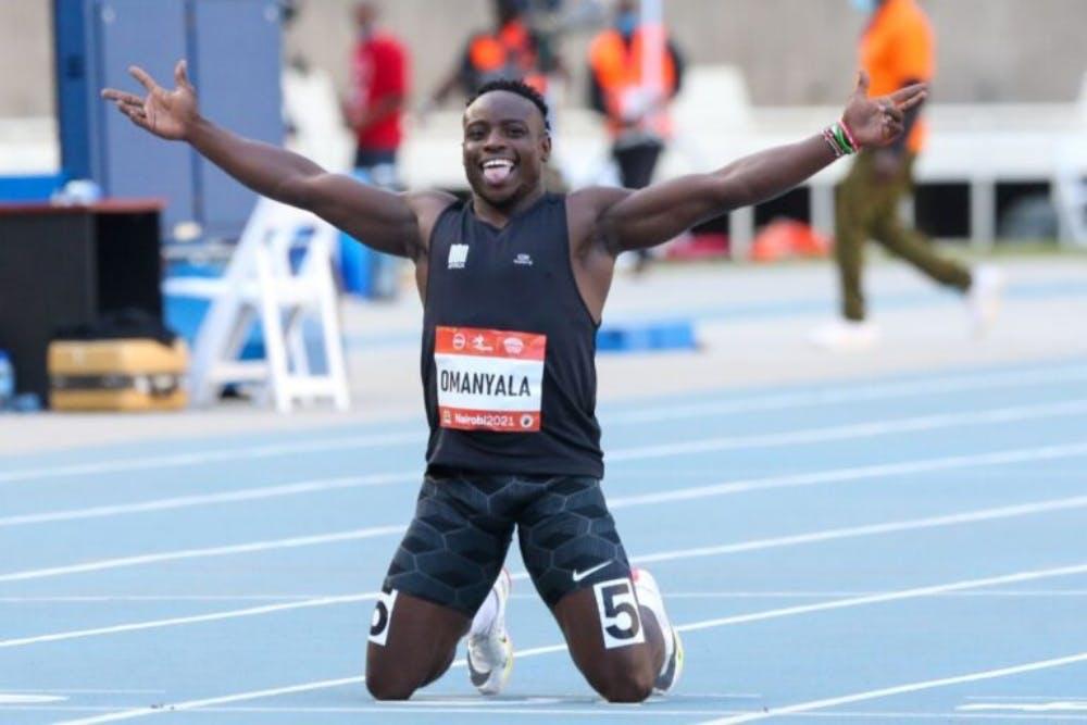 Ο γρηγορότερος Αφρικανός σπρίντερ θέλει να σπάσει το ρεκόρ του Μπολτ!