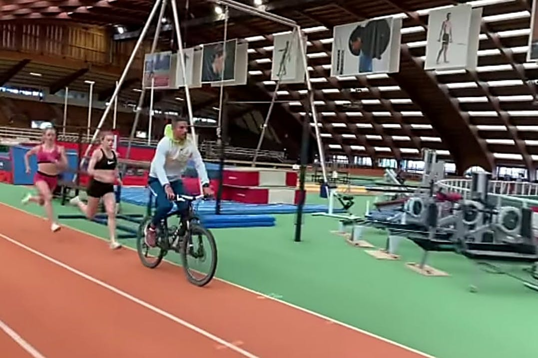 Insight View: Speed session για την πρωταθλήτρια Γαλλίας Claire Palou (Vids)