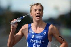Τρία χρόνια αποκλεισμός στον τριαθλητή Polyanskiy λόγω doping