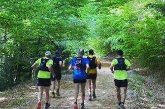 Ο Κοσμάς Πλακέτας νικητής στον Pourlia Trail 25χλμ