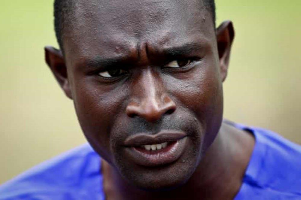 David Rudisha: Δεν θα υπερασπιστεί τον τίτλο του στα 800 μέτρα στο Τόκιο