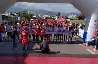 Run Greece Ηρακλείου: Ο Παπαλεωνίδας νικητής στα 5 χιλιόμετρα