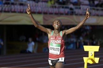 Κένυα: O Kipruto στη θέση του Kamworor στους Ολυμπιακούς Αγώνες
