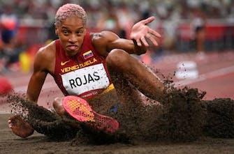 «Χρυσή»με παγκόσμιο ρεκόρ η Yulimar Rojas στο τριπλούν γυναικών!