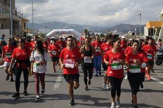 Run Greece Ηράκλειο - Αγώνας 5χλμ: Στιγμές και πρόσωπα από την κάμερα του Runbeat