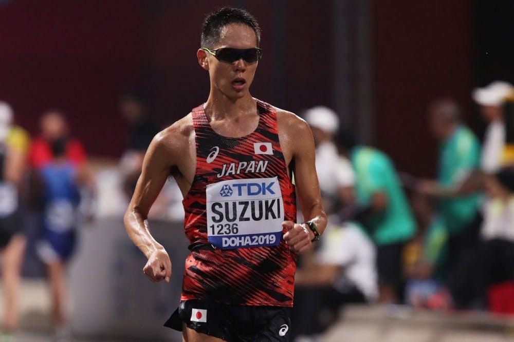 Εκτός Ολυμπιακών Αγώνων ο παγκόσμιος πρωταθλητής στο βάδην, Yusuke Suzuki