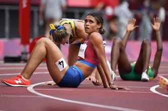 Συγκλονιστική εξομολόγηση από την παγκόσμια ρεκορντγούμαν McLaughlin για τη ψυχολογική πίεση που βιώνουν οι αθλητές (Vid)