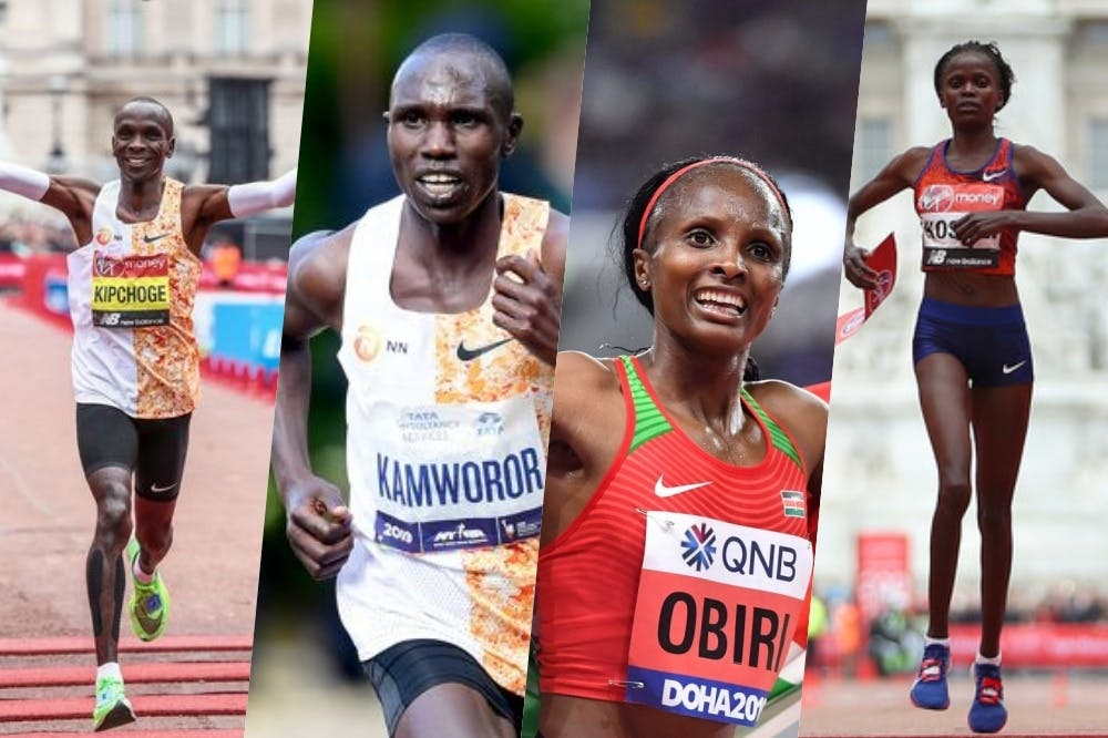 Έγινε γνωστή ολόκληρη η αποστολή της Κένυας για τους Ολυμπιακούς Αγώνες