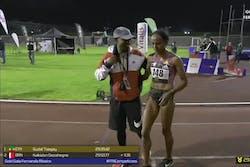 Η Tsegay έγινε η πρώτη δρομέας που τρέχει σε λιγότερο από 30 λεπτά στο ντεμπούτο της στα 10 χιλιόμετρα!
