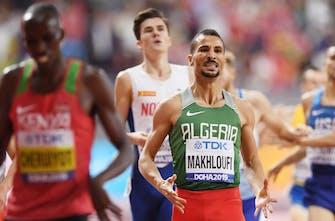 Εκτός Ολυμπιακών Αγώνων λόγω τραυματισμού ο χρυσός Ολυμπιονίκης στο Λονδίνο, Taoufik Makhloufi