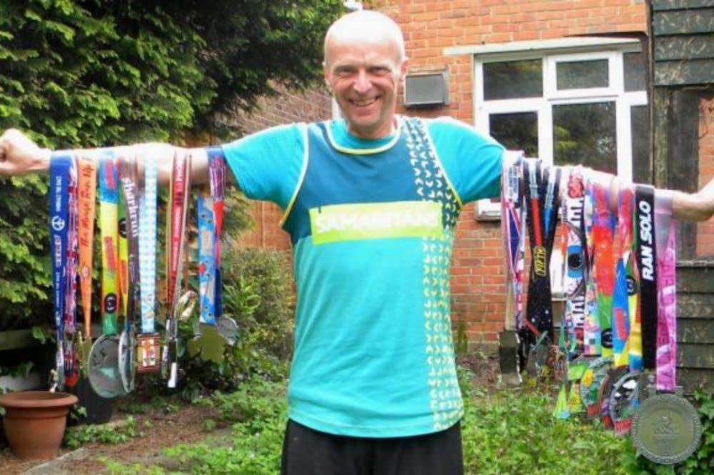 Άνδρας από το Σαουθάμπτον έτρεξε 24 μαραθώνιους σε ένα μήνα για καλό σκοπό