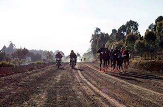 Insight View: Long Run στα 2.700 μέτρα και ανηφόρες για το group του Wanders (Pics)