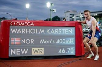 Φοβερός Warholm, έσπασε το παγκόσμιο ρεκόρ στα 400 μέτρα εμπόδια που κρατούσε από το 1992! (Vids)