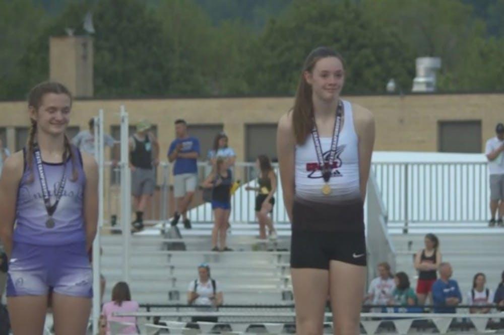 16χρονη έκανε ρεκόρ στην ηλικία της στα 800 μέτρα και προκρίθηκε στα Ολυμπιακά Trials!