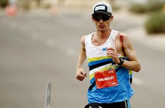Άγγιξε το Παγκόσμιο ρεκόρ στα 100 χιλιόμετρα ο Jim Walmsley
