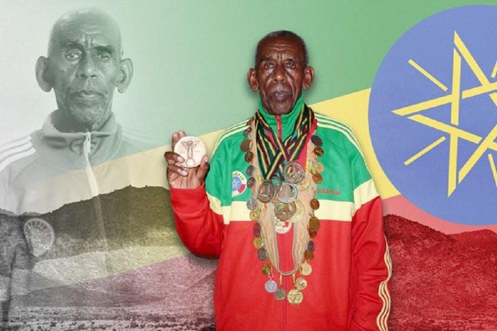 Wami Biratu: Ο θρύλος των δρομικών αποστάσεων στην Αιθιοπία που συνεχίζει να εμπνέει στα 104!