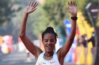 Δεν θα καταγραφεί το παγκόσμιο ρεκόρ της Yehualaw στον ημιμαραθώνιο λόγω λανθασμένης μέτρησης της διαδρομής!