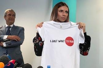 Συνεχίζονται οι έρευνες για την αθλήτρια που βρέθηκε εκτός Ολυμπιακών Αγώνων λόγω... κακής ψυχολογικής κατάστασης!
