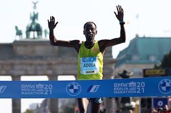 Βερολίνο: «Χάθηκε» το παγκόσμιο ρεκόρ, έμεινε πίσω ο Bekele και επικράτησε ο Adola