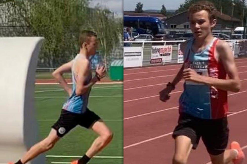 Φοβερός 13χρονος έτρεξε σε 2:40.95 τα 1.000 μέτρα και έκανε ρεκόρ Γαλλίας στην κατηγορία του!