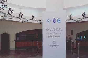 Το Ηράκλειο προετοιμάζεται για τη Γενική Συνέλευση της Διεθνούς Ένωσης Εθνικών Ολυμπιακών Επιτροπών