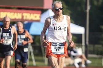 Επίδοση Master ετών 81 με 27:14 στα 5000 μέτρα!
