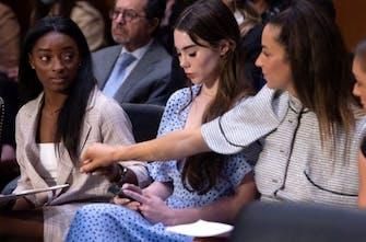 H Biles κατηγόρησε «ολόκληρο το σύστημα» για τη σεξουαλική παρενόχληση που δέχθηκε