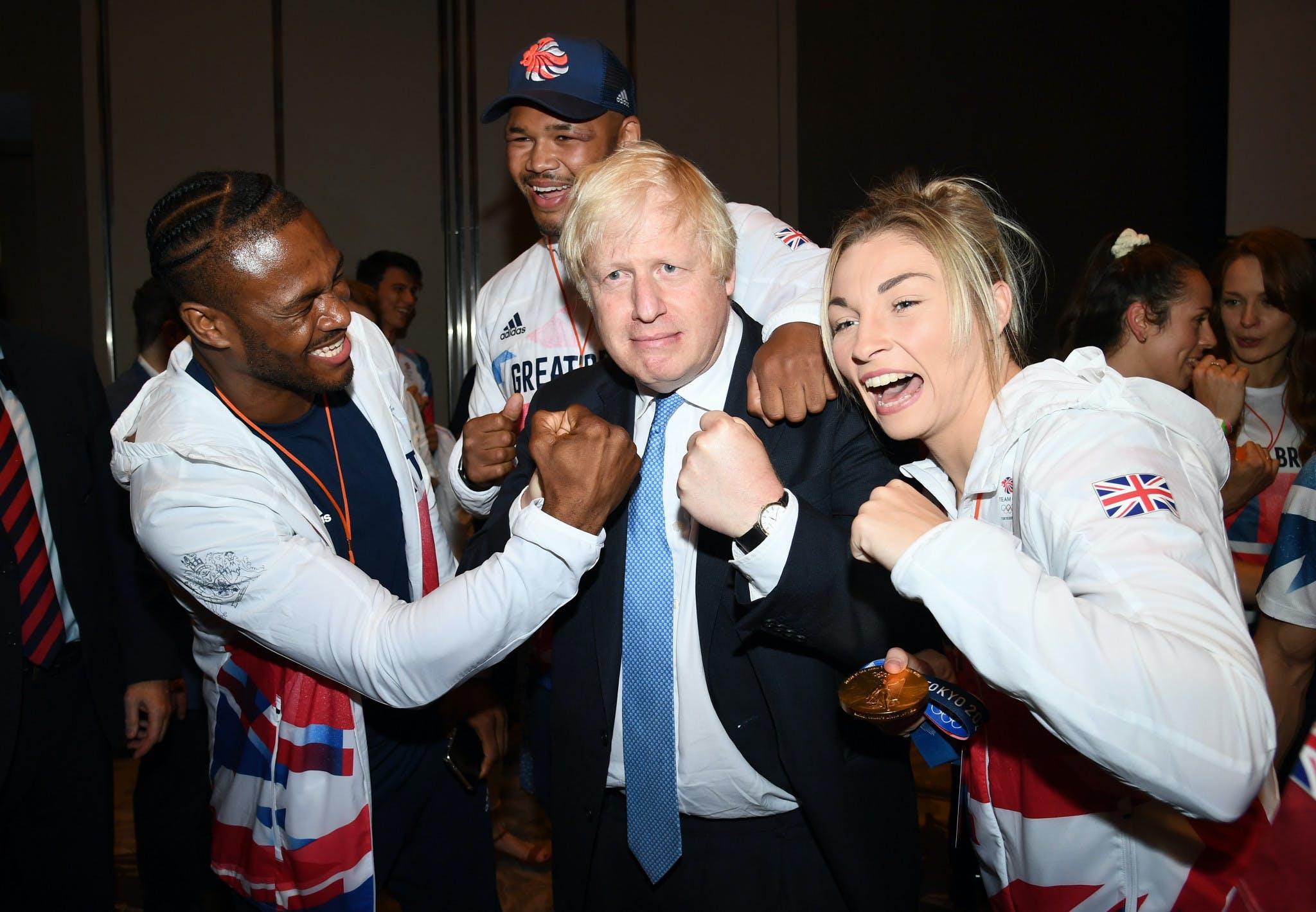 Επένδυση 232 εκατομμυρίων λιρών στην Ολυμπιακή ομάδα ενόψει Παρισιού από τη Βρετανική κυβέρνηση
