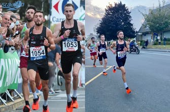 Insight View: Το βράδυ 28:34 τα 10km και το πρωί 36.8km στο 3:45 avg pace