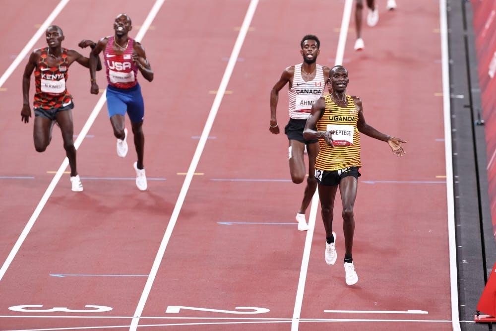 Χρυσός στα 5.000 μέτρα των Ολυμπιακών Αγώνων ο Cheptegei!