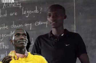Η μοναδική ιστορία του Joshua Cheptegei: Από τα μετάλλια στο Τόκιο, στα σχολεία στην Ουγκάντα (Vid)