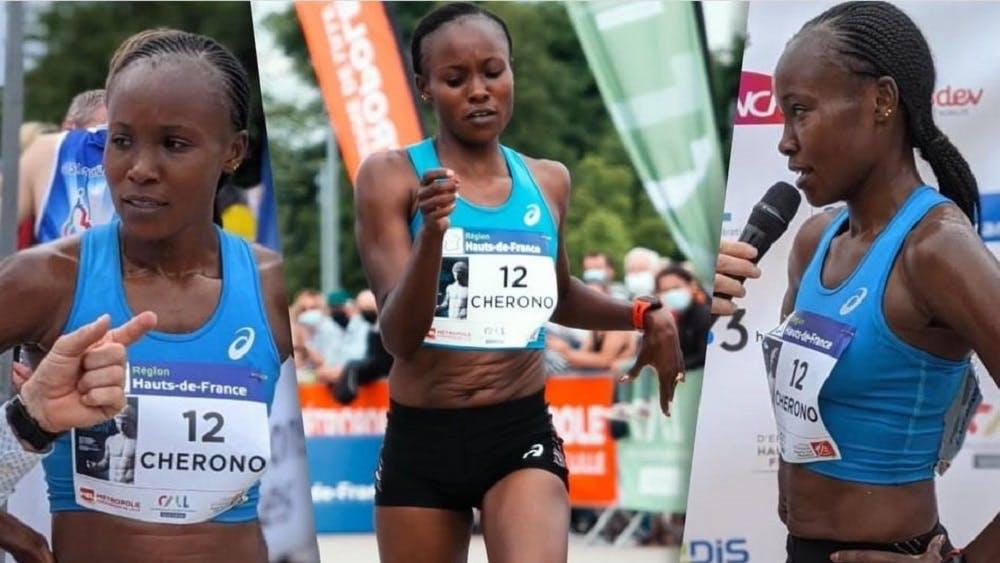 Νικήτρια στο Παρίσι η Cherono με 14:51 στα 5χλμ