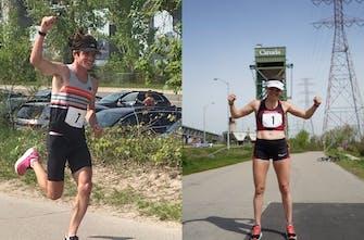 Μεγάλες επιδόσεις και εθνικά ρεκόρ σε άνδρες και γυναίκες στα 50 χιλιόμετρα στον Καναδά!