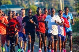 Insight View: Πυραμίδα fartlek σε marathon pace για τη ομάδα Wanders (Vid)