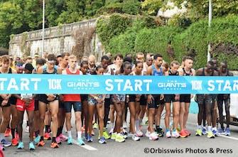 Η συγκέντρωση των αθλητών λίγο πριν τον αγώνα του παγκοσμίου ρεκόρ (Vid)